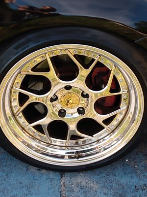 18 in wheels staggered for Sale in NEW PRT RCHY, FL