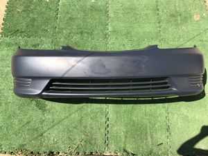 Toyota Camry 05-08 Front Bumper for Sale in Rialto, CA