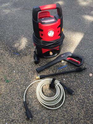 Portable electric pressure washer for Sale in Washington, DC