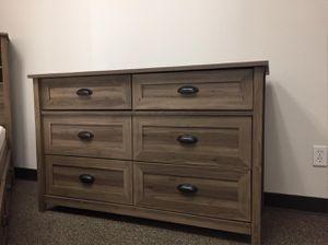 County Line Dresser, Salt Oak for Sale in Downey, CA