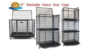 New 37 Inch Heavy Duty Dog Crate Kennels for Sale in San Diego, CA