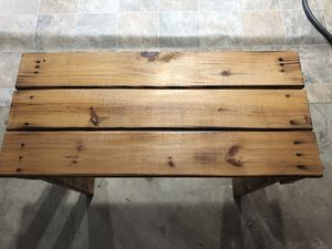Small Wooden Table for Sale in Charlotte, NC