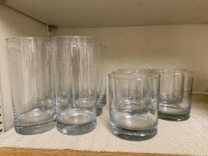 Beverage Glasses Set for Sale in Arlington, VA