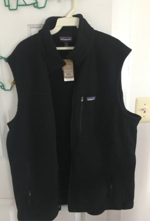 Patagonia Men's Classic Synchilla Vest for Sale in Queens, NY