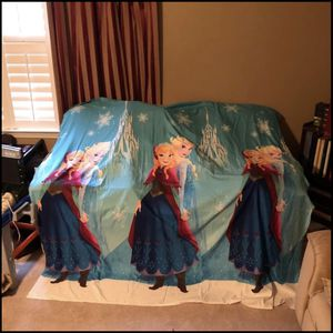 Frozen Curtain With Hooks for Sale in Smyrna, TN