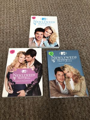 The newlyweds dvd sets for Sale in Menomonie, WI