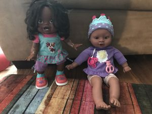 2 Dolls for Sale in Raleigh, NC