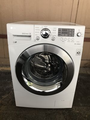 "LG Compact Washer 24"" for Sale in Paramount, CA"