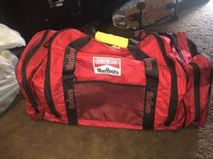 Marlboro Adventure Team big duffle bag for Sale in Saint Petersburg, FL