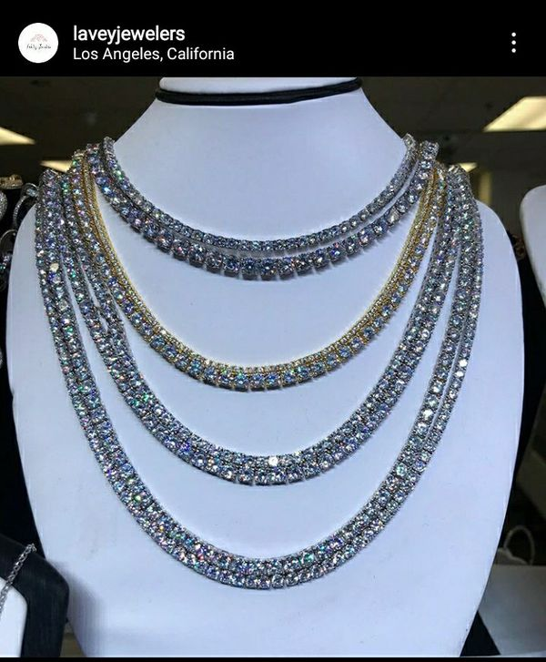 Sterling silver and gold jewelry