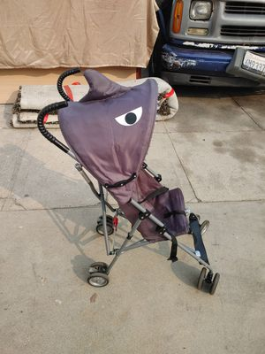 Stroller shark shape in good condition for Sale in Alhambra, CA