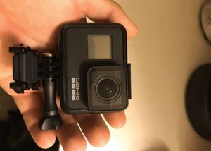 Gopro hero 7 with accessories for Sale in Islandia, NY