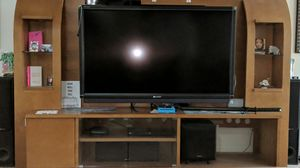 High quality entertainment center for Sale in Cape Coral, FL