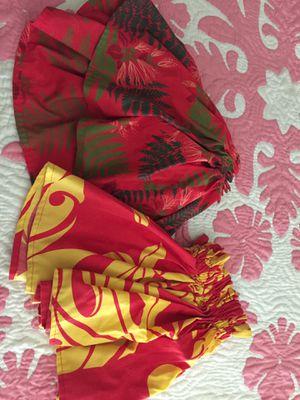 Hawaiian kids Pau Pa'u Hula skirt for Sale for sale  Bakersfield, CA