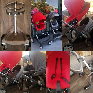 Stokke Crusi (Single to Double) Stroller for Sale in Los Altos, CA