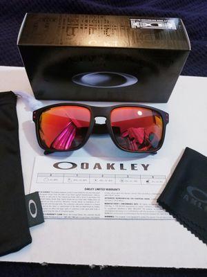 Oakley Holbrook ruby for Sale in Garden Grove, CA