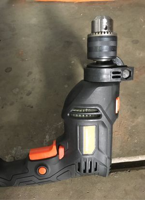 Warrior 1/2 In. 4.5A Hammer Drill for Sale in Sacramento, CA