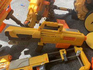 Nerf Deploy cs gun for Sale in Los Alamitos, CA