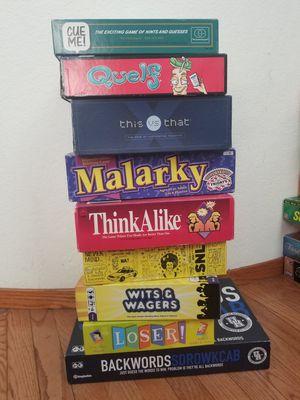 Board Games for Sale in Suisun City, CA