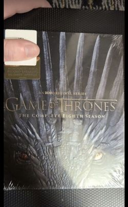 Game of thrones season 8 Blu-ray Disney Marvel DC Harry Potter the Star Wars movies Bluray and dvd collectors for Sale in Everett,  WA