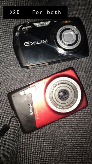 Digital cameras for Sale in Boston, MA