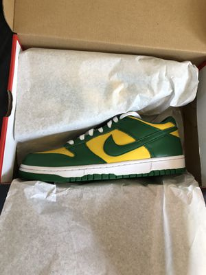 Nike dunk Brazil sz 9.5 for Sale in Beverly Hills, CA