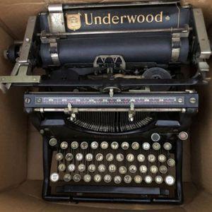 antique-typewritter-ESTATE-SALE for Sale in San Diego, CA