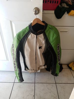 Leather motorcycle jacket for Sale in Los Angeles, CA