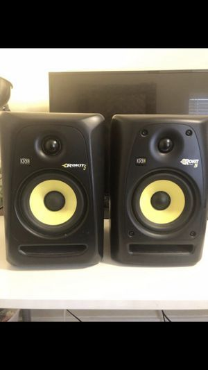 Rokit 5 Speakers for Sale in Tacoma, WA
