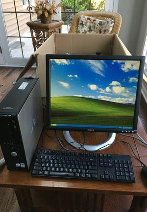 Dell Optiplex 745 Intel Core 2 Desktop Computer for Sale in Plainfield, IL