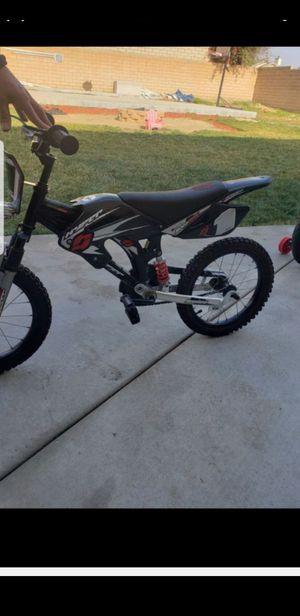 Kids racing bike for Sale in Fontana, CA