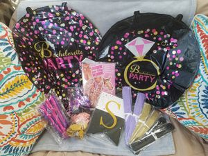 Bachelorette party pack decorations for Sale in Compton, CA