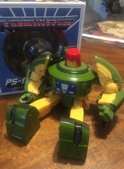 Transformers Cosmos , 3 party Masterpiece for Sale in Alexandria,  VA