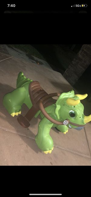 Dinosaur Ride on for Sale in Fontana, CA