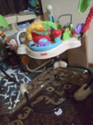 Baby bouncy make me an offer for Sale in Lewisville, TX