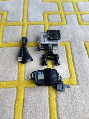 Go Pro, Hero 3, Hard case for Sale in Reston, VA
