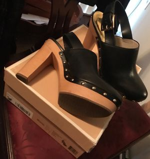 Michael Kors clog heels for Sale in Hyattsville, MD