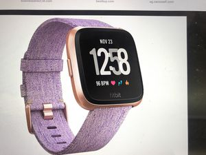 Brand new sealed Fitbit versa S.E. smart watch lavender for Sale in Sunnyvale, CA