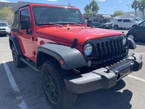 2015 Jeep Wrangler for Sale in Las Vegas, NV