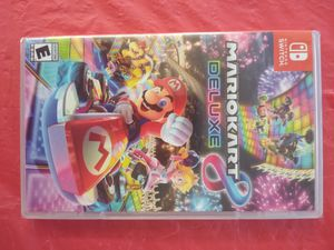 Nintendo switch Super Mario Kart 8 for Sale in Dallas, TX