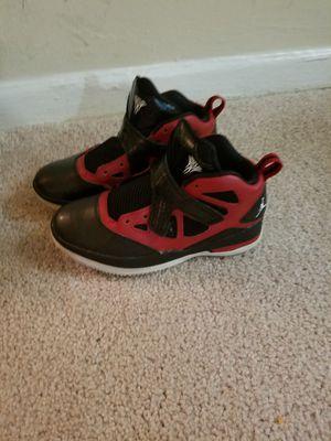 Boys Jordan shoes size 12 for Sale in Alexandria, VA