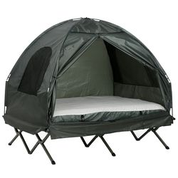 Extra Large Portable Camping Cot Tent for Sale in Lake View Terrace,  CA