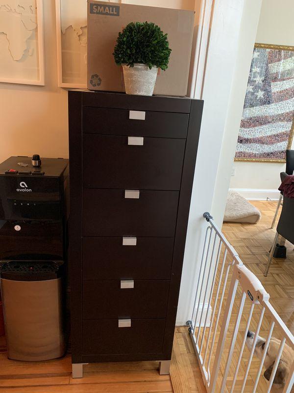 Cute Tall Dresser/cabinet!