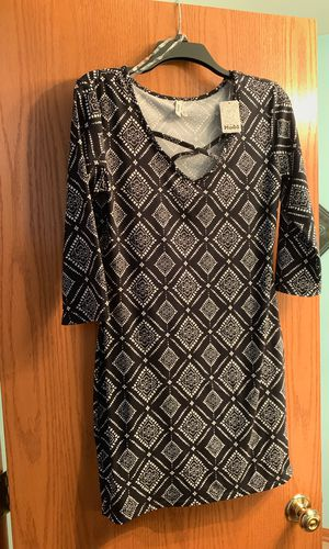 black and white dress for Sale in Plainfield, IL