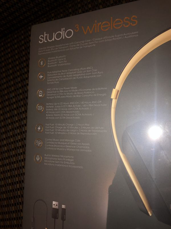 Wireless Studio Beats