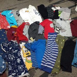 Baby Boy Clothes 12m 30pieces . for Sale in Bradbury, CA