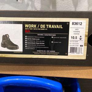 Brand New In Box Steel Toe Boots for Sale in Boynton Beach, FL