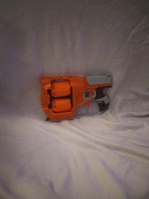 Nerf gun double barrel for Sale in Katy, TX