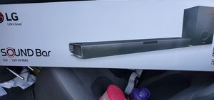 NEW LG soundbar for Sale in Manteca, CA