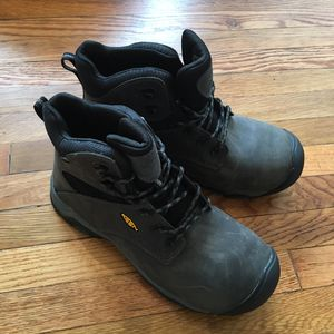 Women's Keen Steel Toe Boots size 10 New Never Used for Sale in Chula Vista, CA